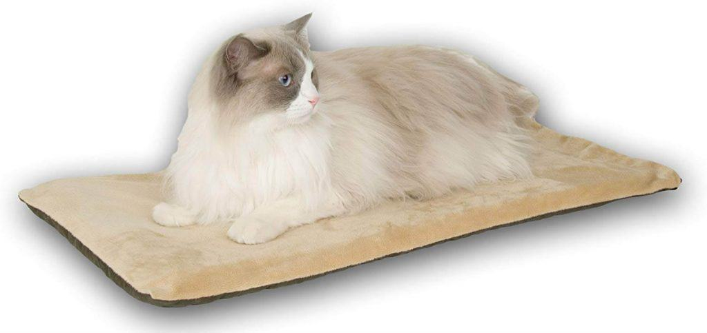K&H Pet Products Thermo-Kitty Heated Pet Mat
