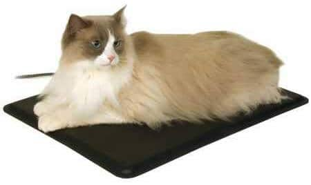 K&H Manufacturing Outdoor Heated Kitty Pad Small