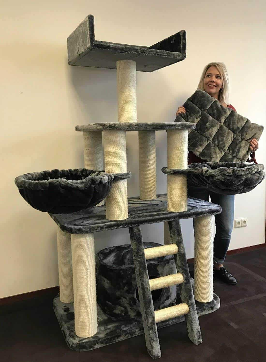 Cat Tree King for Large Cats