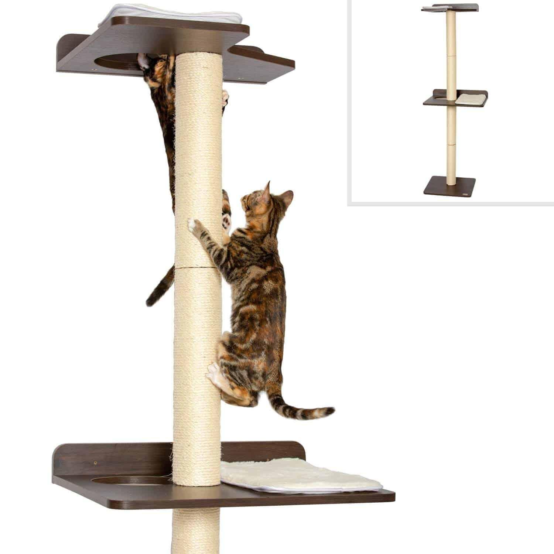 PetFusion Ultimate Cat Climbing Tower & Activity Tree