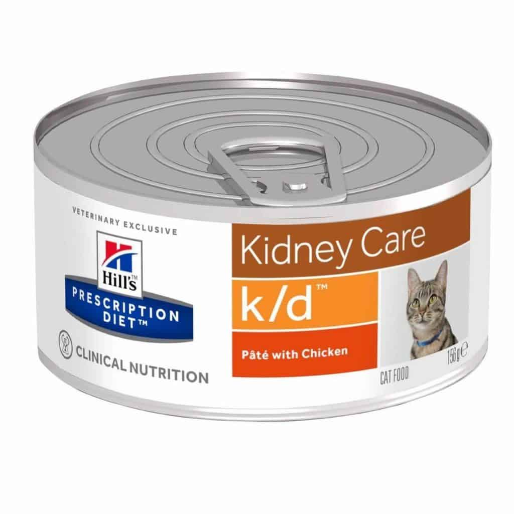 HILL'S Prescription Diet k/d Kidney Care Pate