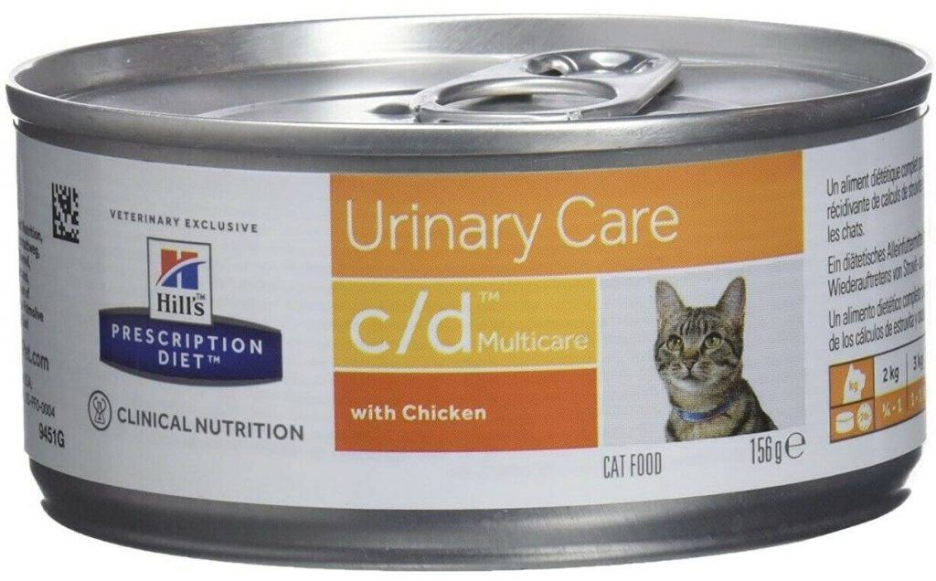 HILL'S Prescription Diet Pet Nutrition Metabolic + Urinary Care Canned Cat Food