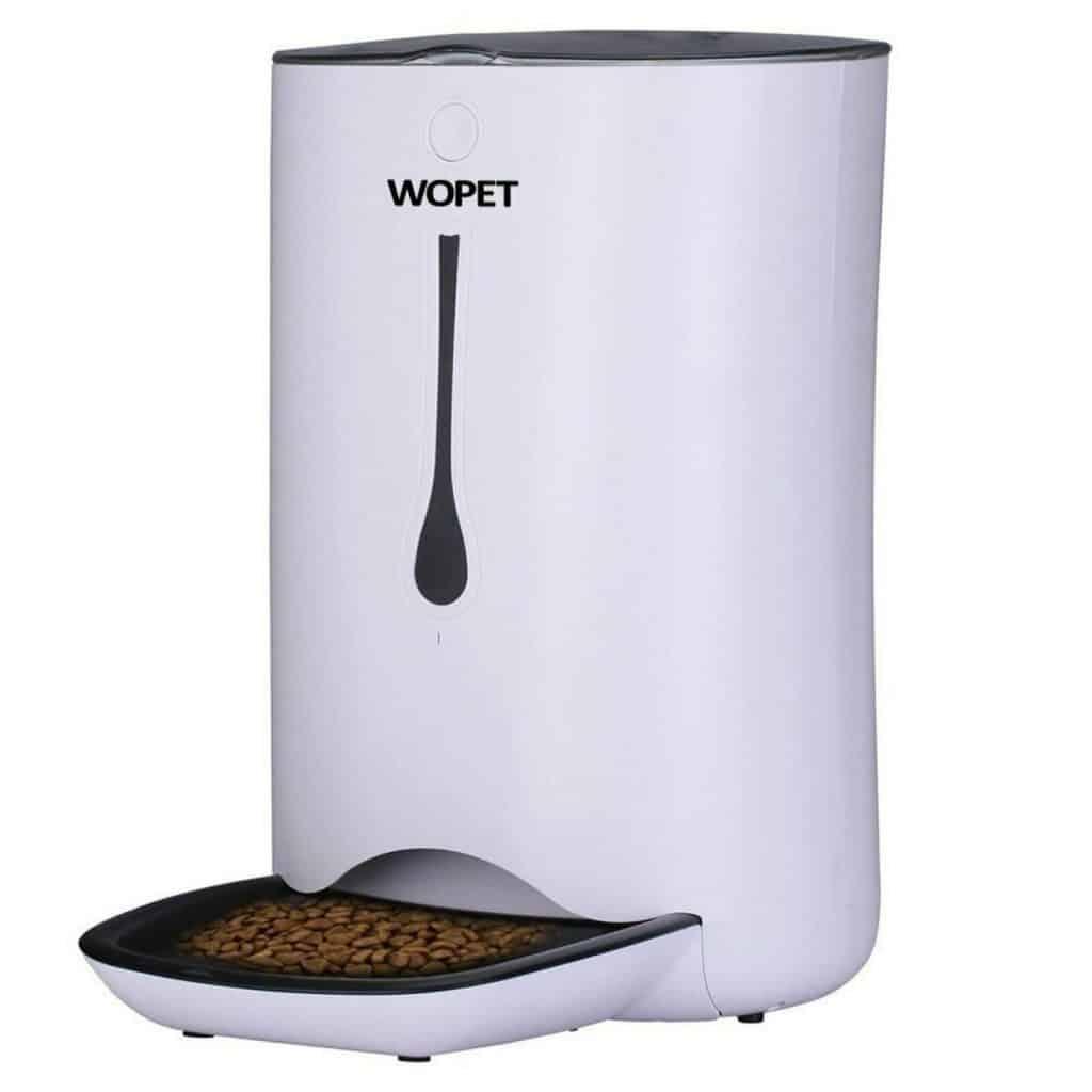Wopet Automatic Food Dispenser