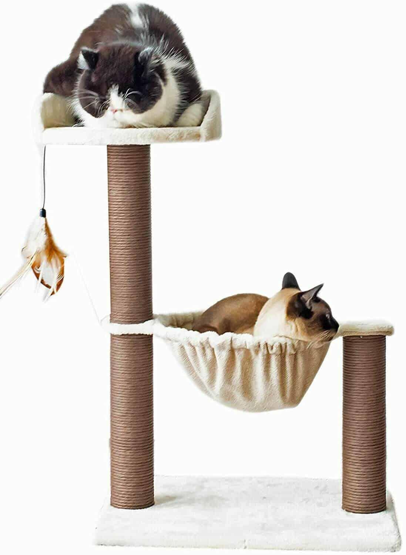 Catry, Cat Tree Hammock