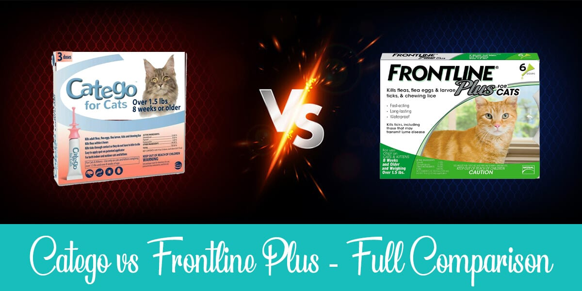 Catego vs Frontline Plus